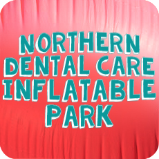 northern dental care inflatable park